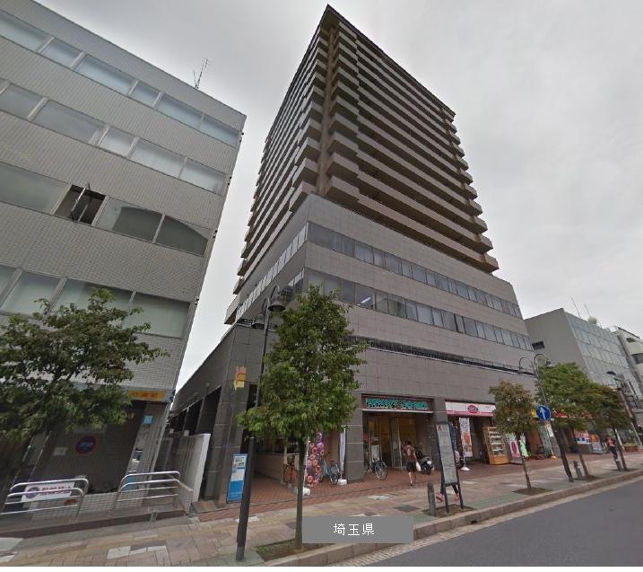 三輪設計:複合ビル 15階建 設計
