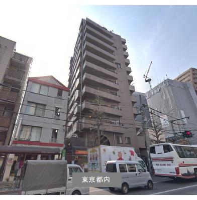 三輪設計:K共同住宅 13階建 SRC造 担当:企画・設計・監理