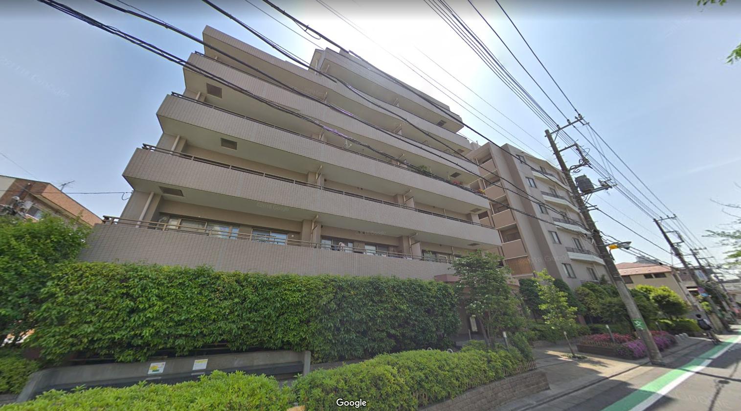 三輪設計:W共同住宅 7階建 企画・設計・監理
