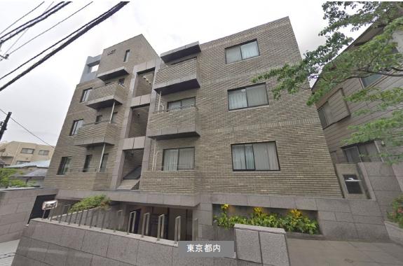三輪設計:H共同住宅 5階建 RC造 担当:企画・設計